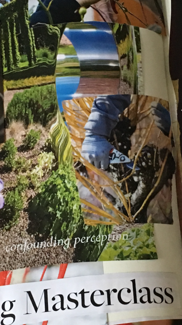 transpersonal psychotherapy Katy Baldock use of collage
